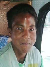 Ganesh (clicked in the auto rickshaw)
