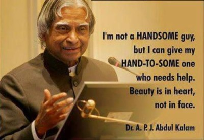 Dr Kalam Quote