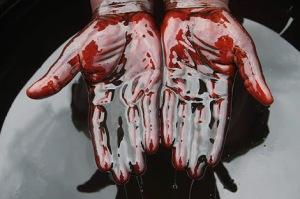 Oily Hands