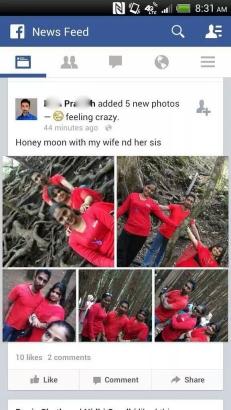 11. Crazy Honeymoon