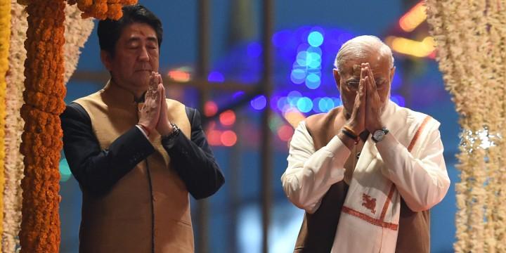 INDIA-JAPAN-DIPLOMACY-ECONOMY